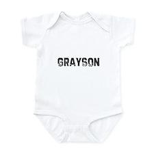 Grayson Onesie