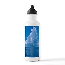Gulf Clouds Water Bottle