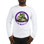 Kiss Me I'm Crunchy Long Sleeve T-Shirt