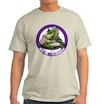 Kiss Me I'm Crunchy Light T-Shirt