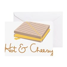 Hot & Cheesy Greeting Card