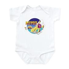 KIT FOX II Infant Bodysuit