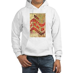 Flat Mississippi Hooded Sweatshirt