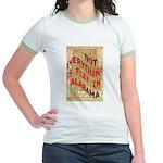 Flat Alabama Jr. Ringer T-Shirt