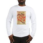 Flat Alabama Long Sleeve T-Shirt