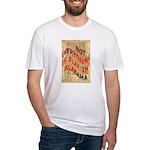 Flat Alabama Fitted T-Shirt