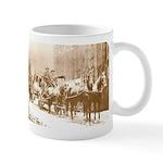 Western Stagecoach Old Wild West Coffee Mug