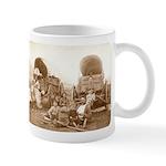Old Wild West Oregon Trail Coffee Mug