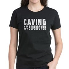 Caving Is My Superpower Tee