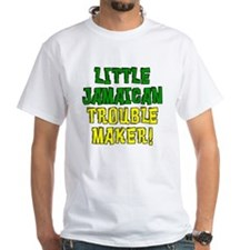 Little Jamaican Troulbe Maker Shirt