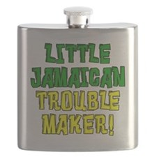 Little Jamaican Troulbe Maker Flask