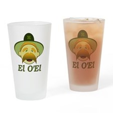 EL OEL (LOL) Drinking Glass