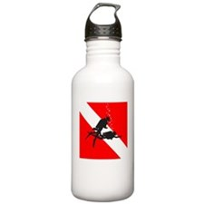Dive Instructor (white Water Bottle