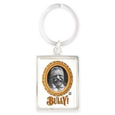 BULLY! Portrait Keychain