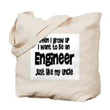 WIGU Engineer Uncle Tote Bag