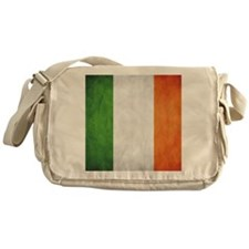 Irish Flag Messenger Bag