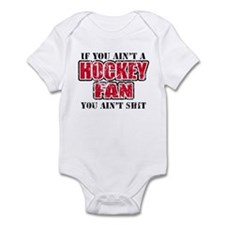If you aint a hockey fan you  Onesie