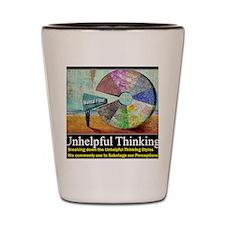 Unhelpful Thinking Styles Shot Glass