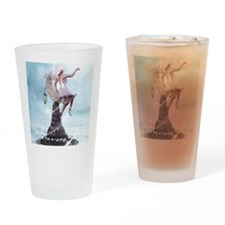 sf_puzzle Drinking Glass