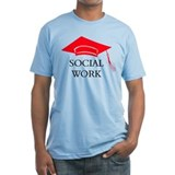 Red SW Grad Cap Shirt