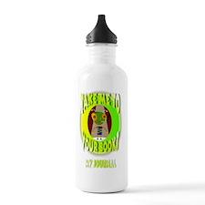 Alien Reader Journal Water Bottle