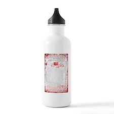Kettlebell Vitruvian M Water Bottle