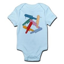 Colorful Contrabassoons - Infant Bodysuit
