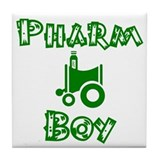 Pharm Boy Tile Coaster