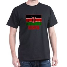 Kenya Flag T-Shirt