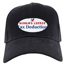 Cutest Tax Deduction Baseball Hat