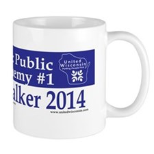 Public Education Enemy #1 Mug