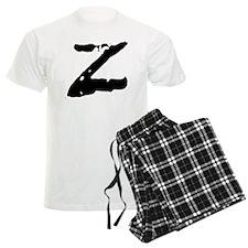 Z Shirt pajamas