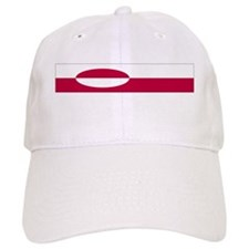 Born In Greenland Baseball Cap