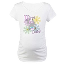 Easter Bunny and Flowers Shirt