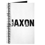 Jaxon Journal