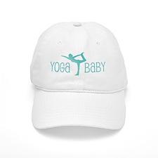 Yoga Baby Boy Baseball Cap