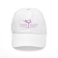 Yoga Baby Girl Baseball Cap