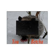 Basketball Possum Picture Frame