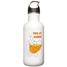 Full of Beans! Sports Water Bottle