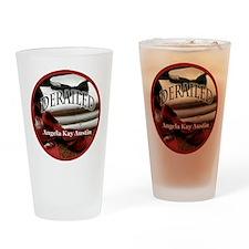 Derailed R Drinking Glass