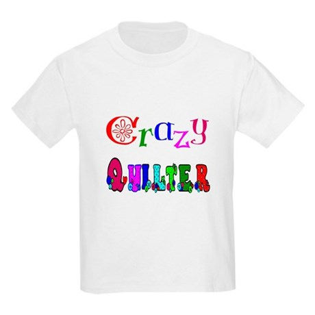 Crazy Quilter Kids Light T-Shirt