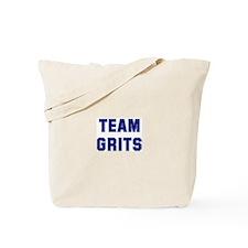 Team GRITS Tote Bag