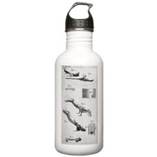 Treatment of achilles  Sports Water Bottle
