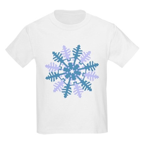 Snowflake Kids Light T-Shirt