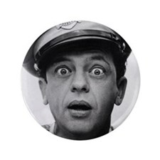 "My Dad Don Knotts 3.5"" Button"