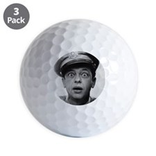 My Dad Don Knotts Golf Ball