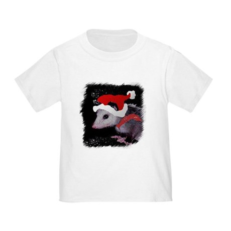 Possum Santa Toddler T-Shirt