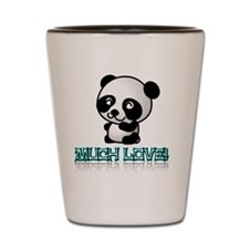 Much Love Panda Shot Glass
