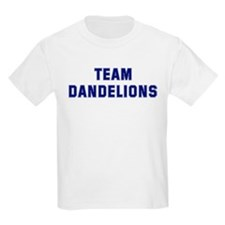 Team DANDELIONS T-Shirt