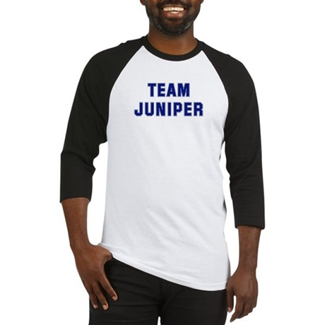 Team JUNIPER Baseball Jersey